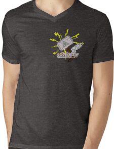 Thor Hammer Time Mens V-Neck T-Shirt