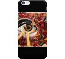 Eye spy Time iPhone Case/Skin