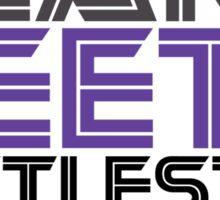 Bears, Beets, Battlestar Galactica. Sticker