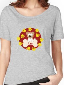 Les, The Fox Terrier Women's Relaxed Fit T-Shirt