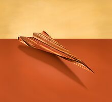 Paper Airplanes of Wood 4 by YoPedro