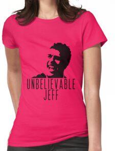 Unbelievable Jeff - Chris Kamara Womens Fitted T-Shirt
