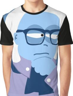 Thinker Paco Umbral  Graphic T-Shirt