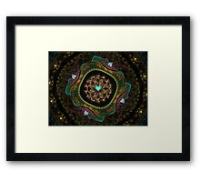 Silky Love Framed Print