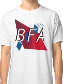 Bachelors of Fine Art LOGO Classic T-Shirt
