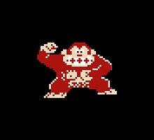 Donkey Kong by TheBioArm