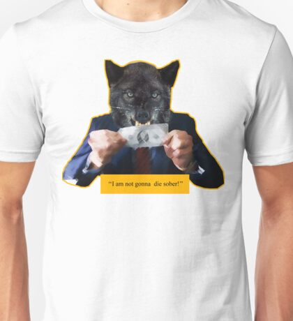 'The Wolf Of Wall Street' Tribute Unisex T-Shirt