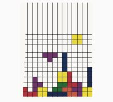 Tetris by textilestalk