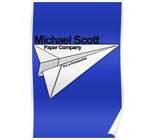 Michael Scott Paper Company Poster