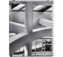 Geometry in Black and White iPad Case/Skin