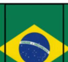 Brasil pocket Sticker