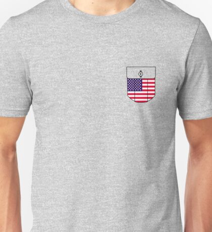 American pocket Unisex T-Shirt