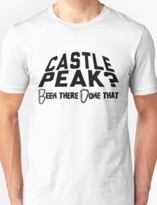 Castle Peak Mountain Climbing T-Shirt