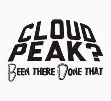 Cloud Peak Mountain Climbing Kids Tee