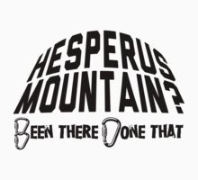 Hesperus Mountain Mtn Climbing by Location Tees