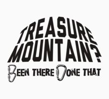 Treasure Mountain Mountain Climbing by Location Tees