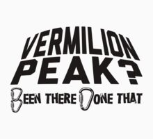 Vermilion Peak Mountain Climbing One Piece - Long Sleeve