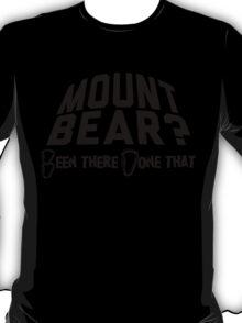 Mount Bear Mountain Climbing T-Shirt