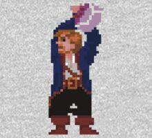 Guybrush and the voodoo (Monkey Island 2) One Piece - Long Sleeve