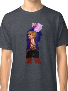 Guybrush and the voodoo (Monkey Island 2) Classic T-Shirt