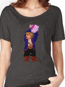 Guybrush and the voodoo (Monkey Island 2) Women's Relaxed Fit T-Shirt