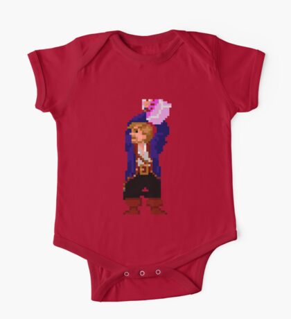 Guybrush and the voodoo (Monkey Island 2) One Piece - Short Sleeve