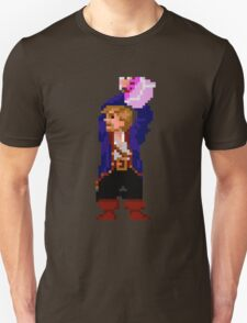 Guybrush and the voodoo (Monkey Island 2) T-Shirt