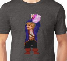 Guybrush and the voodoo (Monkey Island 2) Unisex T-Shirt