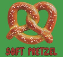 Soft Pretzel by Alsvisions