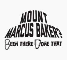 Mount Marcus Baker Mountain Climbing by Location Tees
