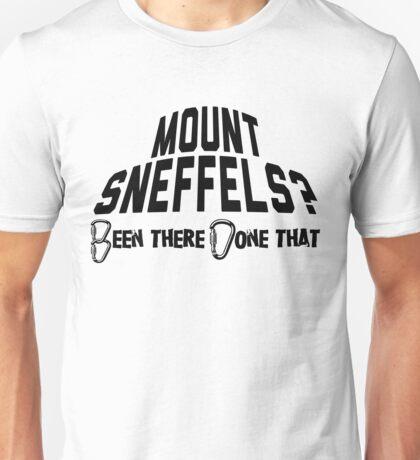 Mount Sneffels Mountain Climbing Unisex T-Shirt