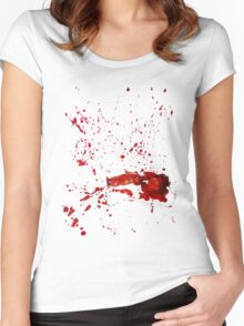 The Doll Incident Women's Fitted Scoop T-Shirt