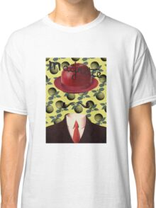 Tribute to MAGRITTE Classic T-Shirt
