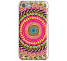 Spinning Wheel of Symmetry iPhone Case/Skin