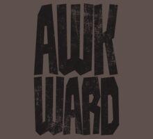AWKWARD One Piece - Short Sleeve