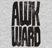 AWKWARD Kids Tee
