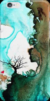 Love Has No Fear - Art By Sharon Cummings by Sharon Cummings
