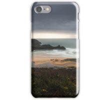 Storm over Three Cliffs Bay Gower iPhone Case/Skin