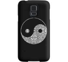 Perfect Balance 2 - Yin and Yang Stone Rock'd Art by Sharon Cummings Samsung Galaxy Case/Skin