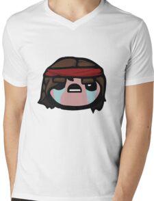 Samson Mens V-Neck T-Shirt