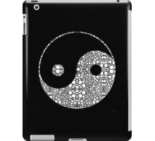 Perfect Balance 2 - Yin and Yang Stone Rock'd Art by Sharon Cummings iPad Case/Skin