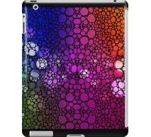 Stone Rock'd Rainbow - Art By Sharon Cummings iPad Case/Skin