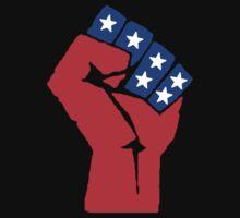 Rebel Fist. by SoftSocks