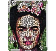 Frida Kahlo Art - Define Beauty iPad Case/Skin