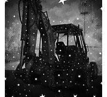 Angel of Destruction Photographic Print