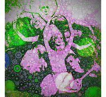 Ballet Russe Remix Photographic Print