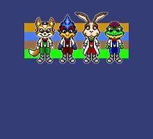 Star Fox Team Pixels Unisex T-Shirt