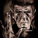 Spock: Talk To The Hand by Herbert Renard