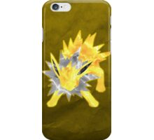 Jolteon Silhouette iPhone Case/Skin