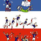 World Cup FRANCE 2014 by colortown